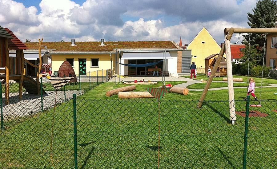 Kindergarten oberm gersheim z h gartengestaltung gmbh co kg - Gartengestaltung kinder ...